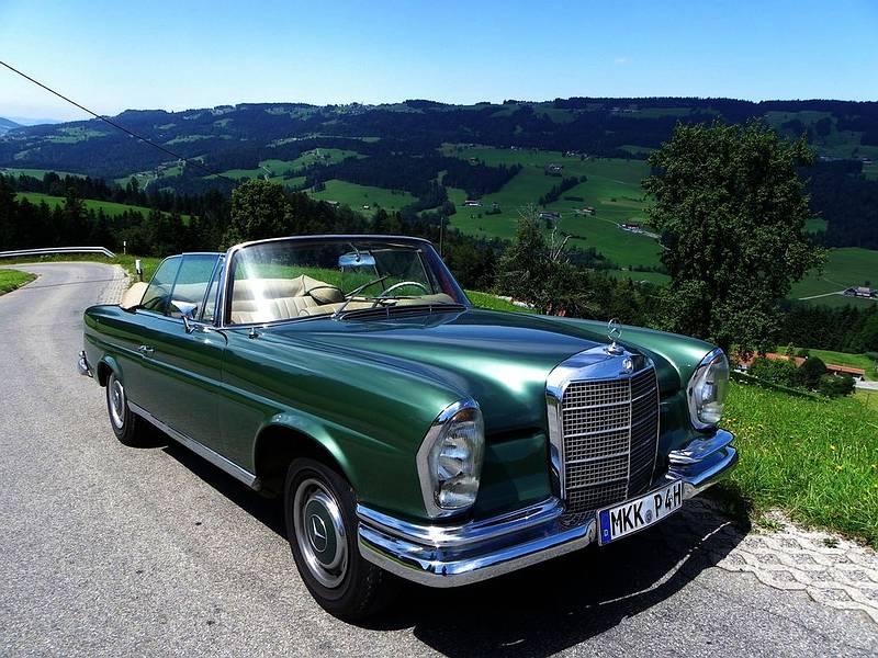 Mercedes w111 forum